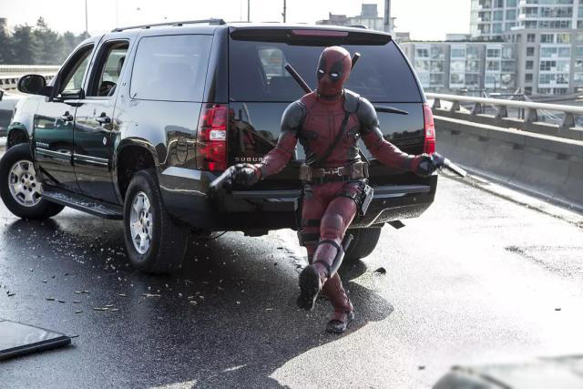 Deadpool joined Marvel's first movie