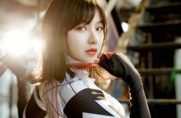 The most beautiful spiderman cosplay revealed