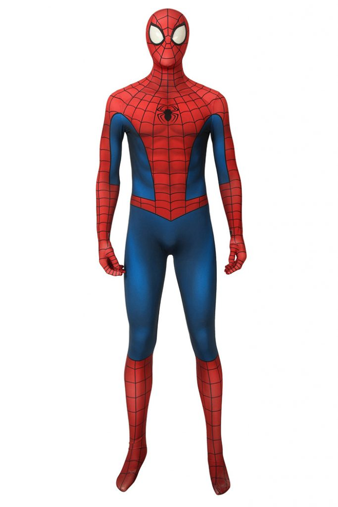 The original spider man suits
