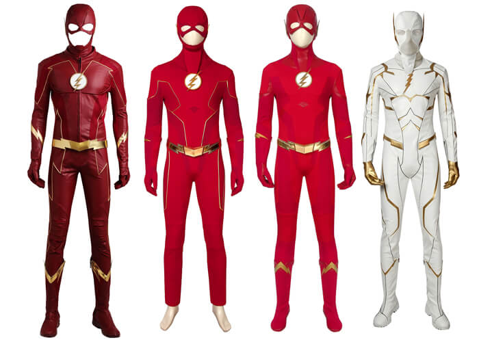 Good Costume Ideas to Cosplay the Flash