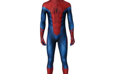 An Amazing Spider Man 2 Suit For Halloween